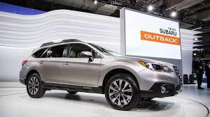 subaru outlander 2015 2015 subaru outback 2014 new york auto show