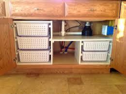 bathroom sink organizer ideas organize bathroom cabinet sink