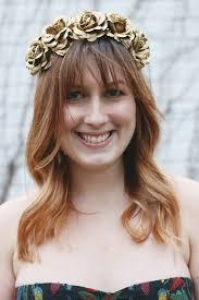 flower headband diy floral headband homemadebanana