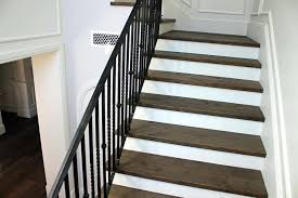 Oak Banister Makeover Hardwood Staircase Images Oak Staircase Designs Oak Stairs