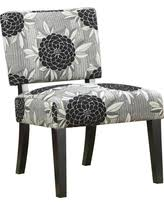 Unexpected Deals For Black And White Accent Chairs