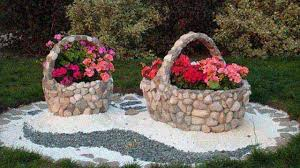 fantastic stone and rock garden decoration outdoor stone