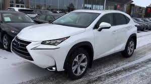 lexus nx300h best price new 2015 lexus nx 300h hybrid awd review youtube