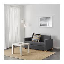 Fyresdal Ikea Ikea Solsta 2 Seat Sofa Bed Ransta Dark Grey Apartment Therapy