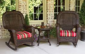 Chicago Wicker Patio Furniture - patio furniture and decor patio swings and furniture
