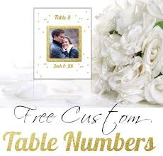 free table number templates free table number templates customize online print at home