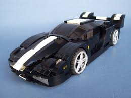 ferrari black brickshelf gallery ferrari black fxx 8156 moc 036 jpg