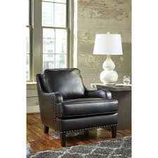 signature accent chair laylanne black 7080421