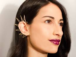 what is ear cuff this ear bling trend is shapeways magazine