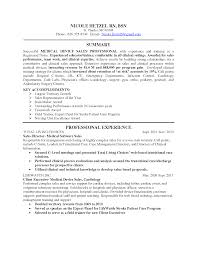 Telemetry Nurse Resume Sample by Telemetry Nurse Resume Sample