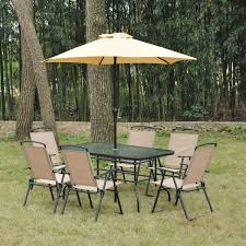 delightful outdoor patio furniture near swimming pool feat metal