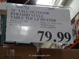 patio heater btu tips propane patio heater outdoor beautiful heaters costco 10