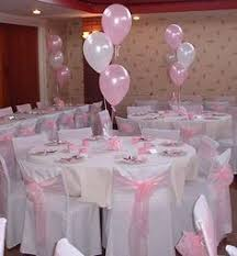 satin banquet chair cover pink baby shower pink