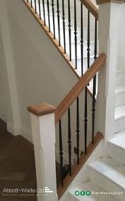 Replacing Banister Spindles Knuckle Balusters Iron Balusters Stairs Stairway Banisters Iron