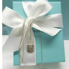 Tiffany And Co Gift Wrapping - tiffany u0026 co vintage hammered lock charm 18