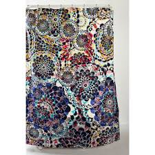 Urbanoutfitters Curtains Kaleidoscope Shower Curtain Urban Outfitters Polyvore