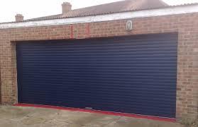 Security Garage Door by Rsg7000 Security Roller Garage Doors