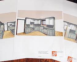 Design A Kitchen Home Depot Our Kitchen Renovation With Home Depot The Graphics Fairy