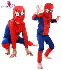 Superman Halloween Costume Shop Red Spiderman Costume Black Spiderman Batman Superman