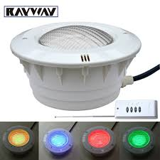 led fountain lights underwater ip68 waterproof led pond lights underwater 40w rgb par56 ac12v