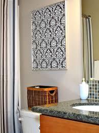 plushy bathroom with fancy interior decoration idea including