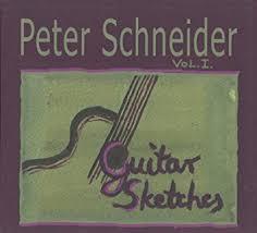 peter schneider guitar sketches vol 1 amazon com music