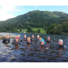 wild swimming images The poets punt wild swim swim the lakes jpg