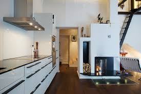 loft apartment design attractive loft apartment with classic details in stockholm