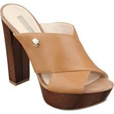 Mule Sandals Guess Patrine 2 High Platform Mule Sandals Women U0027s Clearance