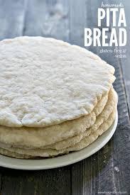 Vegan Gluten Free Bread Machine Recipe Free Vegan Pita Bread Fork And Beans