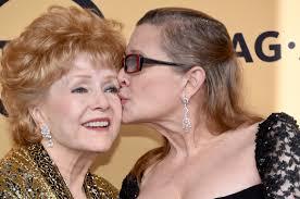 Debbie Reynolds by Debbie Reynolds Carrie Fisher U0027s Emotional Memorial Held At Their