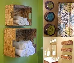 home design wall baskets for bath towel storage home design