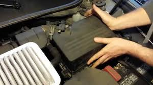 filter for 2004 toyota camry how to replace 2011 toyota camry engine air filter element change