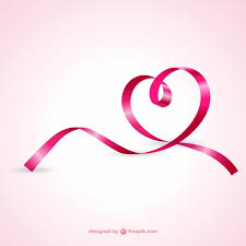 heart ribbon heart ribbon vectors photos and psd files free