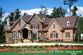 european house plans lansdowne place luxurious european house plan house plans by