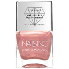nails inc the mindful manicure and breathe nail polish 14ml