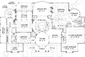 the curve floor plan park place traditional house plans luxury house plans