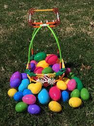 easter egg baskets to make make a k nex easter egg basket
