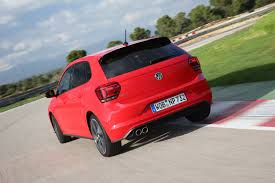 volkswagen polo 2016 red volkswagen polo gti 2018 international launch review cars co za