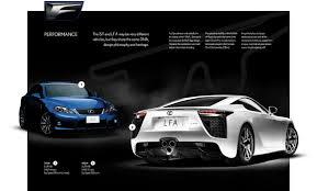 lexus media website lenotype print media graphic design u0026 corporate branding