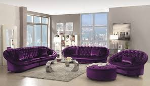 Purple Sectional Sofa Furniture Affordable Tufted Sofa Mauve Sofa Purple Sofa