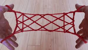 Do Rug Learn How To Do A Rug String Figure String Trick Walkthrough