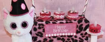 beanie boo birthday party u0027s yummy dot