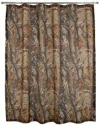 Realtree Shower Curtain Realtree All Purpose Shower Curtain Home Kitchen