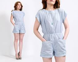s jumpsuits 11 best vintage rompers jumpsuits images on bodysuit