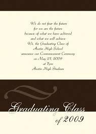 formal high school graduation announcements graduation invitation messages yourweek f97238eca25e