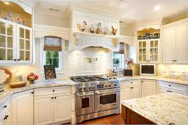 Kitchen With Cream Cabinets by Cream And Cherry Kitchen Point Pleasant New Jersey By Design Line