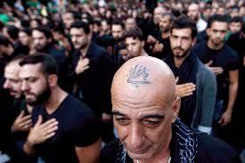 lebanon u0027s shiites honor saints in tattoos