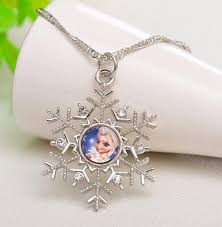 childrens necklace kids pendant necklaces necklace children chain snow