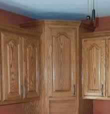 furniture comely design ideas of crown molding for kitchen